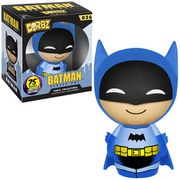 DC Comics Batman 75th Anniversary Blue Rainbow Batman Dorbz Action Figure