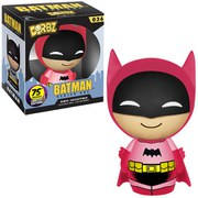 DC Comics Batman 75th Anniversary Pink Rainbow Batman Dorbz Action Figure