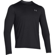Under Armour Men's ColdGear Infared Crew Top - Black
