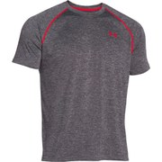 Under Armour Men's Tech Short Sleeve T-Shirt - Grey