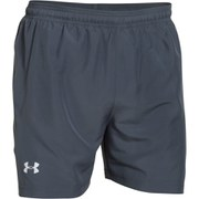 Under Armour Men's Launch 5 Inch Woven Shorts - Blue