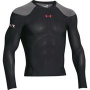 Under Armour Men's Recharge Energy Long Sleeve Shirt - Black