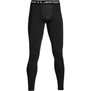 Under Armour Men's ColdGear Compression Leggings - Black
