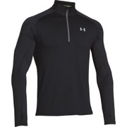 Under Armour Men's ColdGear Infared Run 1/2 Zip Jacket - Black