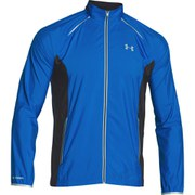 Under Armour Men's Storm Launch Jacket - Blue