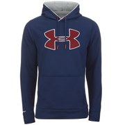 Under Armour Men's Big Logo Hoody - Academy Grey