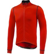 adidas Men's Supernova Rompighiaccio Long Sleeve Jersey - Bold Orange