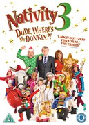 Nativity 3: Dude, Where's My Donkey?!