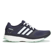 adidas Women's Energy Boost ESM Running Shoes - Grey/White/Green