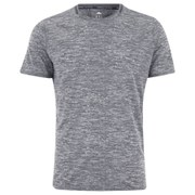 adidas Men's Supernova Short Sleeve Running T-Shirt - Grey