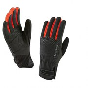 SealSkinz Women's All Weather XP Cycle Gloves - Black/Black