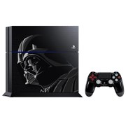 Sony PlayStation 4 1TB Console - Limited Star Wars Darth Vader Edition - Includes Battlefront Deluxe Edition