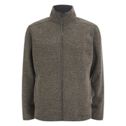 Merrell Big Sky Full Zip Fleece - Cappuccino Heather