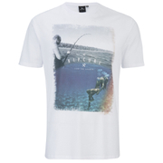 Rip Curl Men's Good Day Bad Day T-Shirt - Optical White