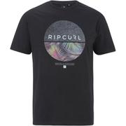 Rip Curl Men's Combine Print T-Shirt - Black