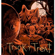 Trick 'R Treat - Original Soundtrack OST - Orange Coloured Vinyl 2LP