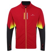 RonHill Men's Advance Mistral Jacket - Red/Black