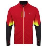RonHill Men's Advance Mistral Jacket - Red/Black