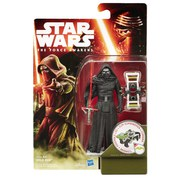 Star Wars The Force Awakens Jungle And Space Kylo Ren 4 Inch Action Figure