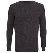 Selected Homme Men's Benji Funnel Neck Jumper - Caviar