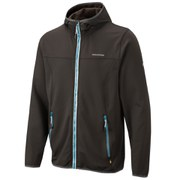 Craghoppers Men's Ionic Hooded Fleece Jacket - Black