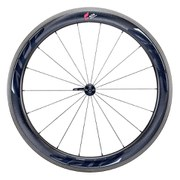 Zipp 404 Firecrest Carbon Clincher Front Wheel 2016 - Black Decal
