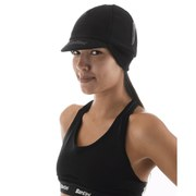 Santini Piuma Winter Race Cap - Black