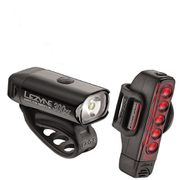 Lezyne Hecto Drive 300XL/Strip Light Set
