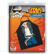 Star Wars Han Solo Be The Character Apron