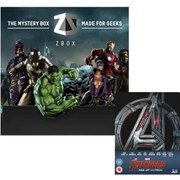 Heroes & Villains ZBOX With Age Of Ultron Steelbook