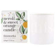this works Limited Edition Neroli and Sweet Orange Candle (220g)