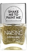 nails inc. Snowglobe Nail Polish - Metallic