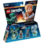 LEGO Dimensions, Jurassic World, Team Pack