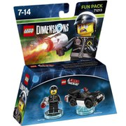 LEGO Dimensions, LEGO Movie, Bad Cop Fun Pack