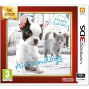 Nintendo Selects Nintendogs™ + Cats (French Bulldog + New Friends)