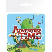 Adventure Time Logo - Coaster
