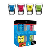 Friends Quotes - Shot Glasses
