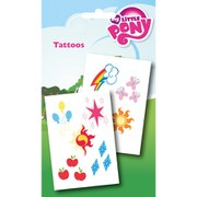 My Little Pony Cutie Mark - Tattoo Pack