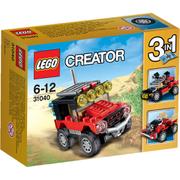 LEGO Creator: Desert Racers (31040)