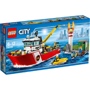 LEGO City: Fire Boat (60109)