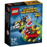 LEGO DC Comics Super Heroes: Mighty Micros: Robin vs Bane (76062)