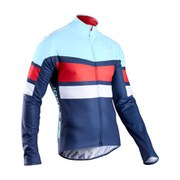 Sugoi Evolution Pro Long Sleeve Cycling Jersey - Light Blue
