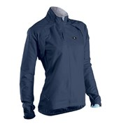 Sugoi Women's Versa Bike Jacket - Coal Blue