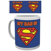 DC Comics Superman My Dad is Superdad - Mug