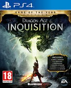 Dragon Age: Inquisition – Game of The Year
