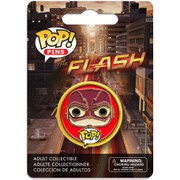 DC Comics Flash Pop! Pin Badge