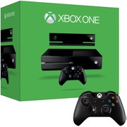 Xbox One Console with Kinect - Includes Extra Controller and Play and Charge Kit