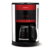 Morphy Richards 162005 Digital Filter Coffee Machine - Red