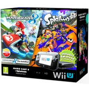 Wii U Premium Pack (32GB) - Includes Splatoon + Mario Kart 8