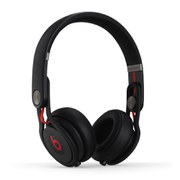 Beats by Dr. Dre: Mixr On-Ear Headphones - Black